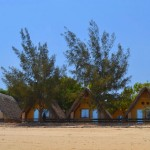 14. Beach bungalows for staff, tourists, guests and volunteer upgrades