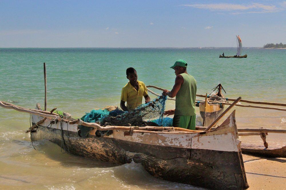 Ifaty fishermen