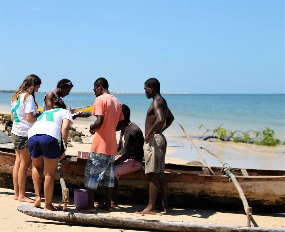 fisheries survery