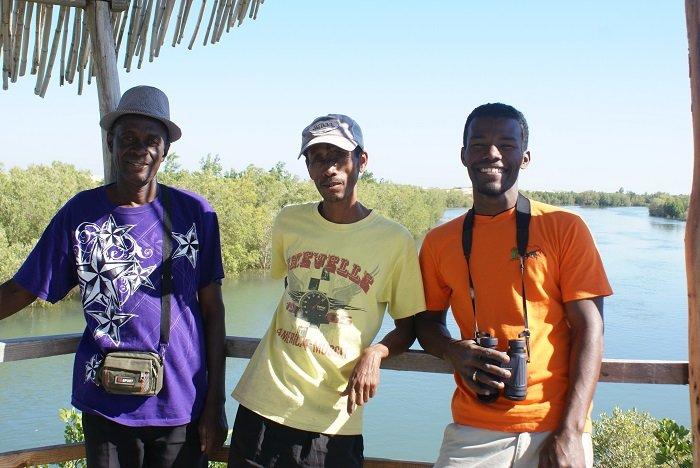 mangrove tour guides