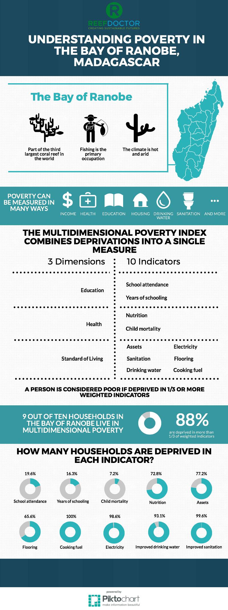 poverty infographic